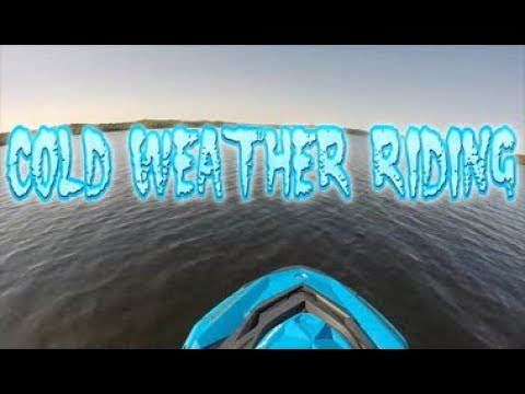 #5 SEA DOO SPARK COLD WEATHER RIDING!