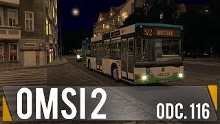Szczecin, linia 522 (OMSI 2 #116)