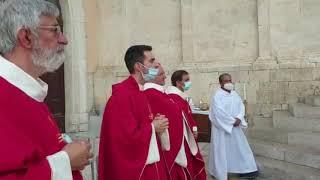 Solenne Pontificale di San Basso in piazza Duomo