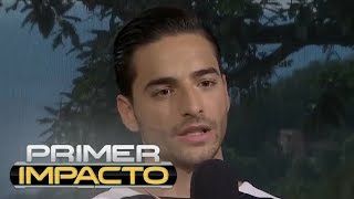 Video: Maluma abandona entrevista tras molestarse por pregunta que le hizo Tony Dandrades