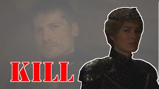 Game of Thrones - Why Jaime Will KILL Cersei