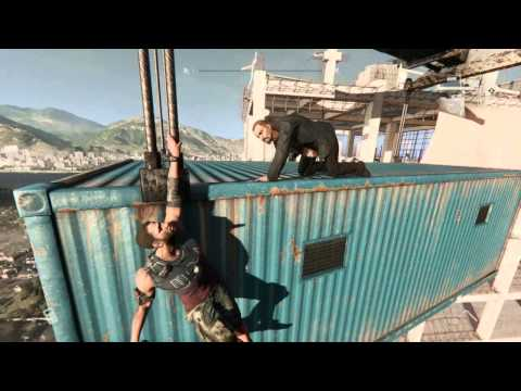Dying Light End Game 3rd Person/Free Camera