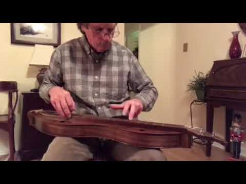 Black Walnut Mountain Dulcimer