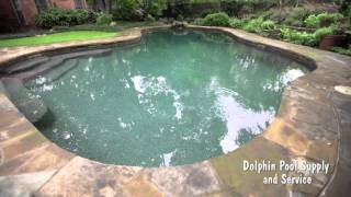 Pool Remodel Dallas  | Dolphin Pool Supply and Service  | Call Us 214-357-0446