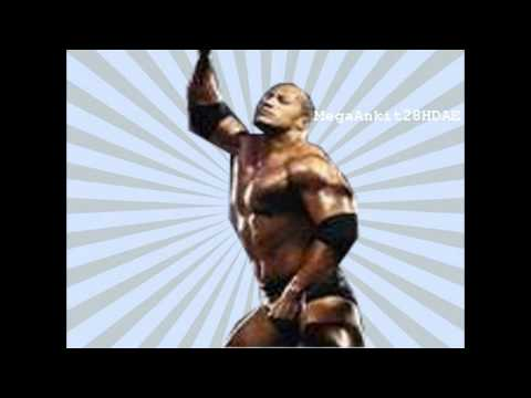 """Dwayne """"The Rock"""" Johnson Hollywood Theme Song, 'Is Cooking' with Arena and Crowd Effects."""
