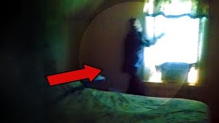 The Most Inexplicable Ghost Videos Ever Recorded ?