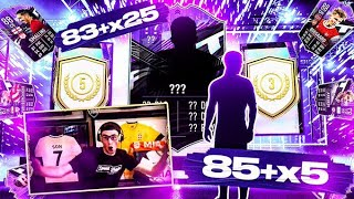 OPENING NEW 5 x 85+ WHAT IF PACKS!! 🤩 FIFA 21 Ultimate Team