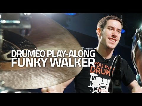 Super Fun Funk Drum Cover