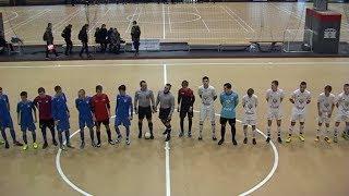 Мини-футбол юноши 2002 г.р.. Северо-Запад. Финал 2018 г.