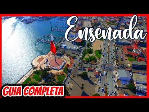 ENSENADA & ROSARITO BAJA CALIFORNIA 🔥 Tips DEBES TOMAR antes de ir 🤯 LOS MEJORES MARISCOS 😱 WOW!!!
