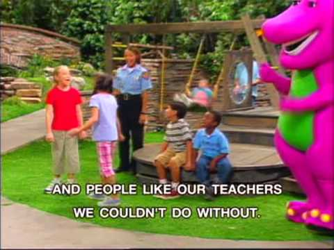 Barney - People Helping Other People Song