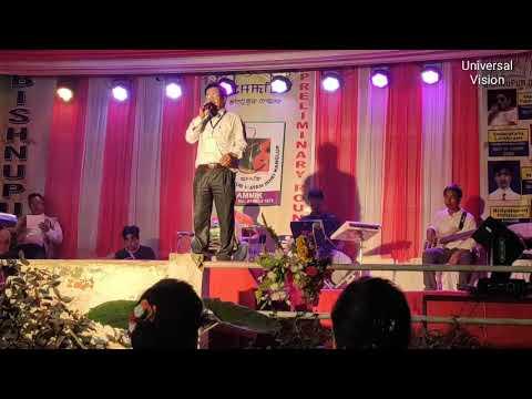 Sandeep - Sumang Khuding Mera Wa During The Preliminary Round Of AMIK Bpr On 20/10/19