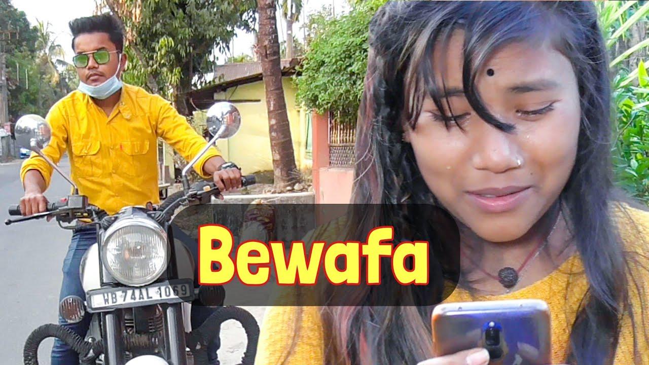 Bewafa Hai Tu   Heart Touching Love Story 2021   Latest Hindi new song