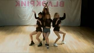 BLACKPINK PLAYING WITH FIRE Japanese Dance Mirror Version