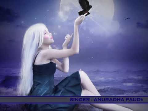RUK JA RAAT THEHAR JA RE ( Singer, Anuradha Paudwal )