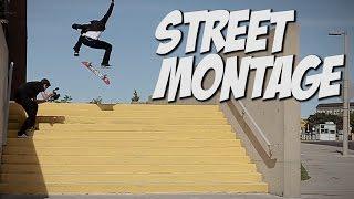 CRAZY STREET MONTAGE !!!!