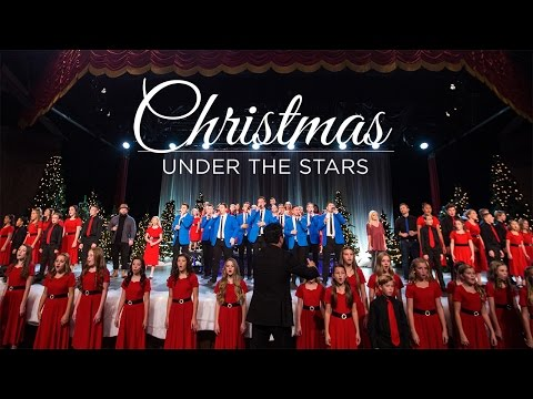 Joy to the World (STEREO VERSION) | BYU Vocal Point | Christmas Under the Stars on BYUtv