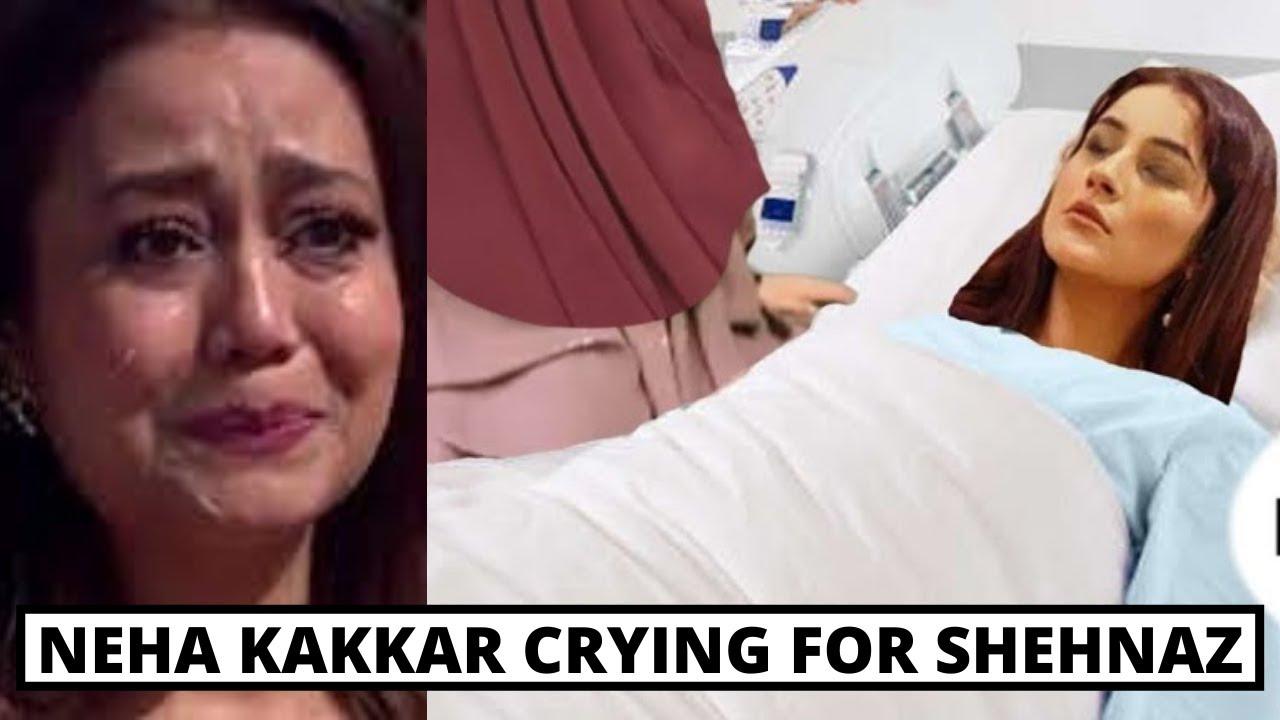 Download Pregnant Neha Kakkar Crying For Shehnaz Gill Health