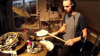 Dominik Schad - 24k Magic / Bruno Mars - Drum Cover