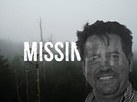 Michael Hearon - Blount County, TN - Missing Great Smoky National State Park