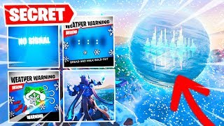 NEW SECRET AND SAISON EVENT 7 AND 8 ON FORTNITE ...