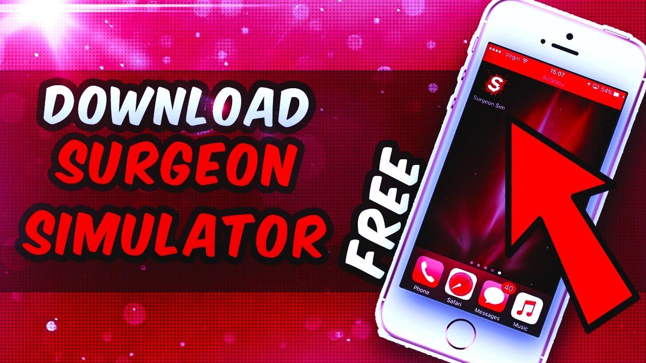 surgeon simulator download ios free