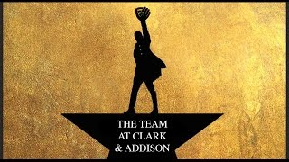 Chicago Cubs Alexander Hamilton Parody - The Team At Clark and Addison