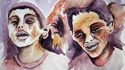 Exposición La Otredad: El rostro de los invisibles de Daniel Calvopiña