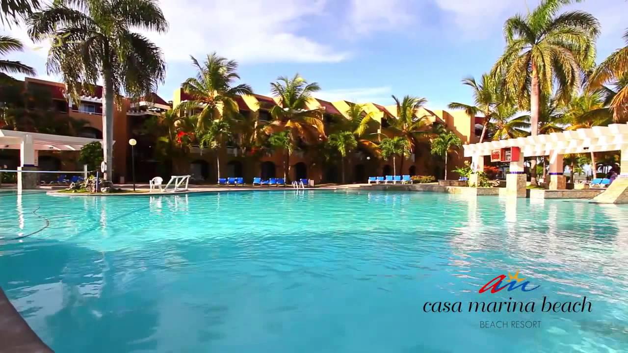Casa Marina Beach Reef Puerto Plata Oper Travel