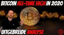 Bitcoin naar nieuwe ATH in 2020 ?! | Uitgebreide Analyse
