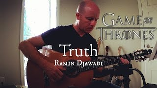 Game of Thrones: Truth (Jon Snow & Daenerys Theme) for guitar + TAB