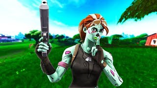 Ghoul Trooper Free 3D Fortnite Thumbnail Speed-art! (Free Download)