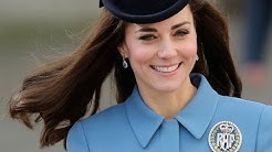 Kate Middleton Reveals Prince George Wants To Become an Air Force Cadet Like Dad