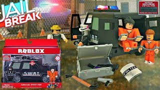 Roblox Toy Jailbreak Swat Car & Code Items