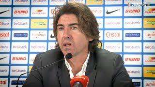 Sá Pinto après la victoire 0-2 à Genk