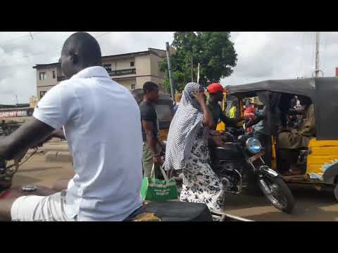 A time and moment in Lagos, Nigeria