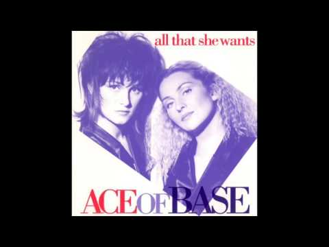 Ace Of Base - All That She Wants (DJ Glic Remix)