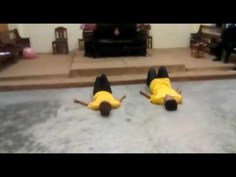 Ramthar Corps SAY - Youth Brigade Dance