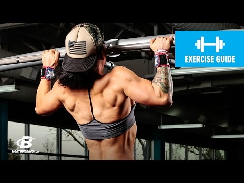 How To Do a Negative Pull-Up | Exercise Guide