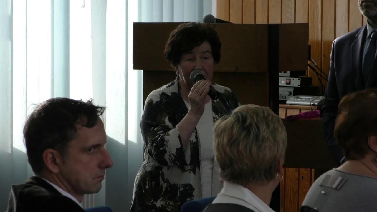 XLI Sesja Rady Miejskiej w Nowym Dworze Gdańskim – 03.11.2017