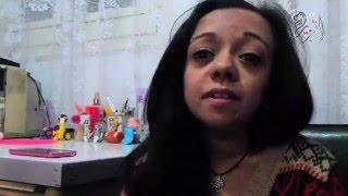 بالفيديو والصور| روجينا.. «بنت من شبرا» قهرت الإعاقه بالعمل والإرادة