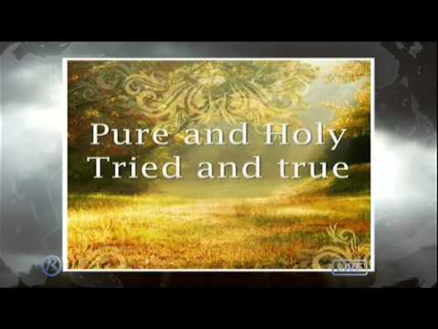 Church Without Walls [02/12/12] Revelation TV - Lord Is My Shepard