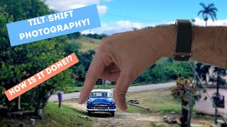 What is Tiltshift Photography!? (+20 examples of best tilt-shift photos!)