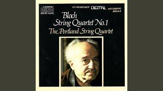 String Quartet No.1: III. Andante molto moderato, Pastorale