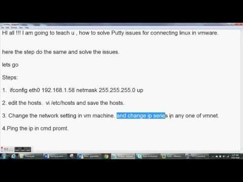 100 % solved Putty Network Unreachable, Time out, Refused