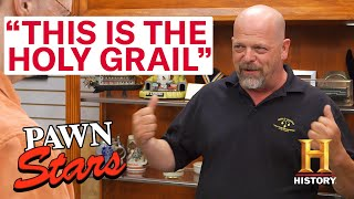 Pawn Stars: HOLY GRAIL DISCOVERIES *Part 3* (7 More Super Rare Items)