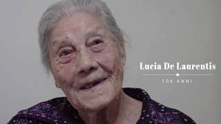 L'intervista a Nonna Lucia