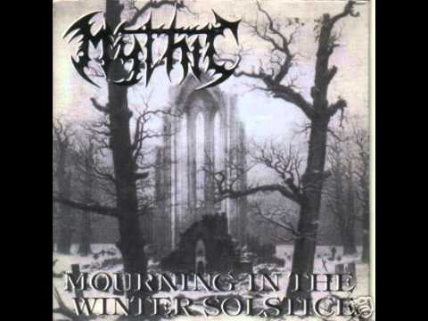 Mythic - Mourning In The Winter Solstice [Full EP] 1992