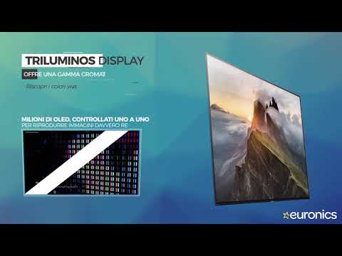 Sony | Android TV | OLED 4K UHD HDR | 77A1