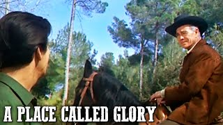 A Place Called Glory | Lex Barker | WESTERN MOVIE | Wild West | Classic European Feature Film